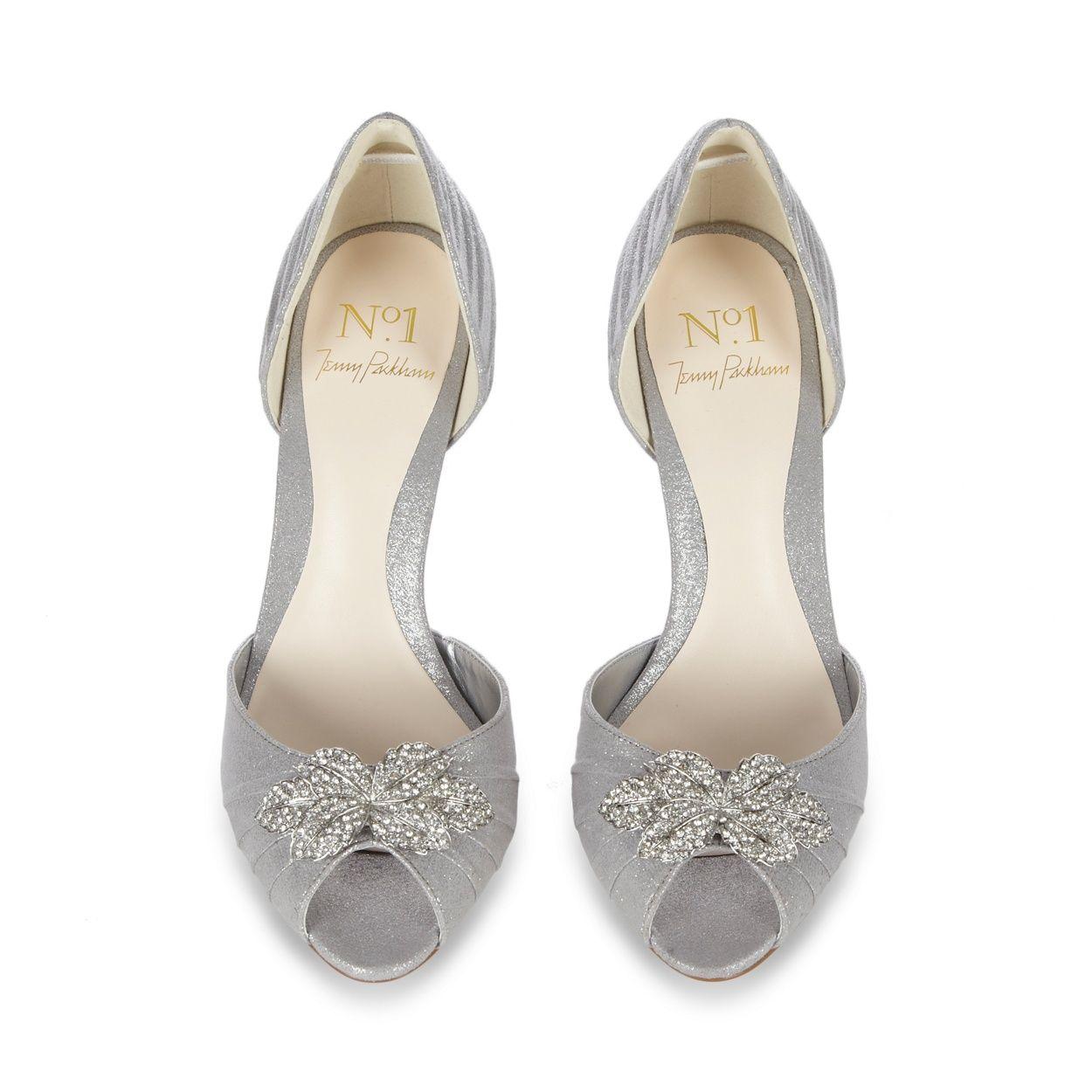 High heel shoe boots, Bridal shoes