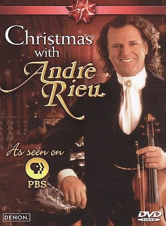 Dutch Violinist Andre Rieu Will Bring Some Of The Joy Of The