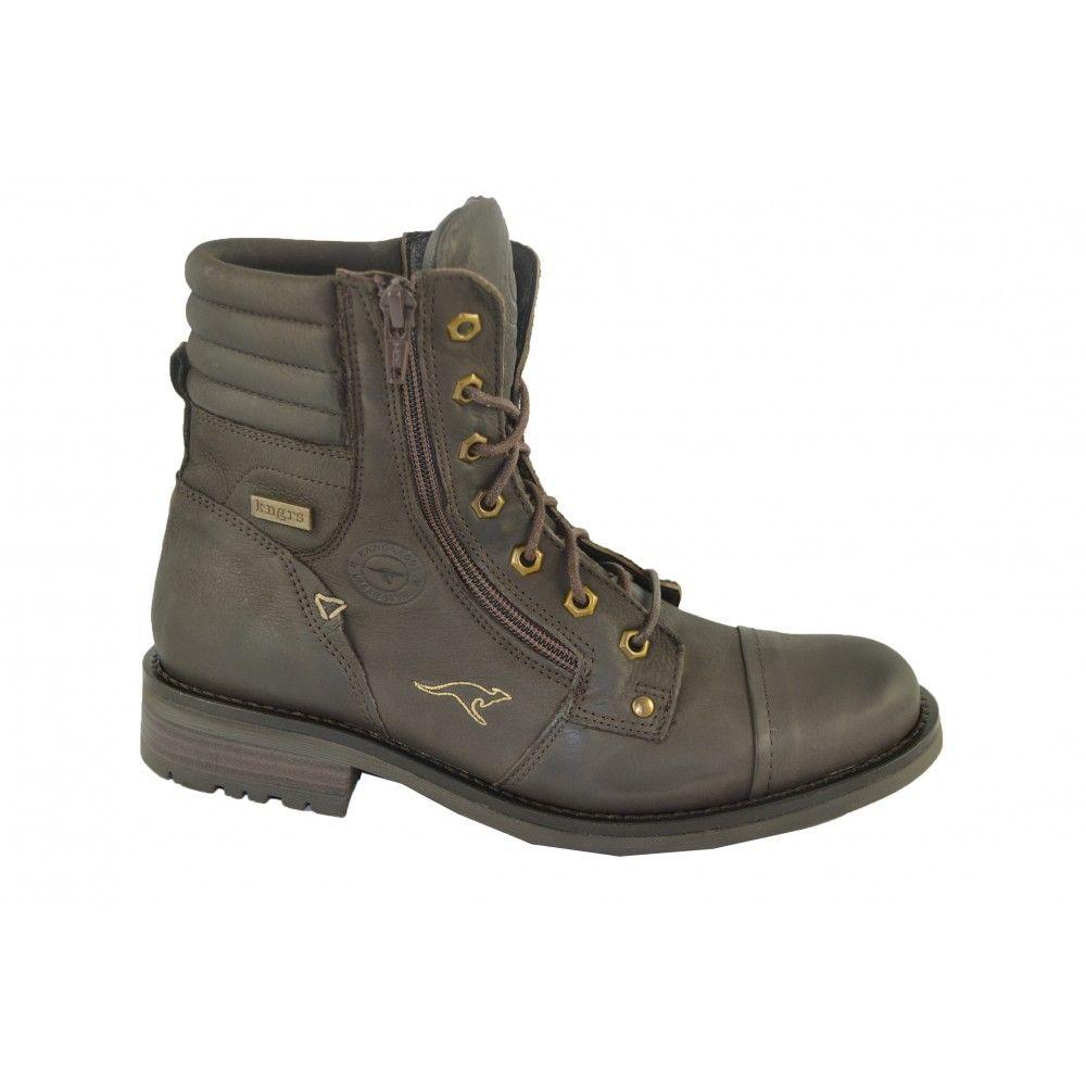Zapatos marrones Kangaroos para mujer bJjLoA9r