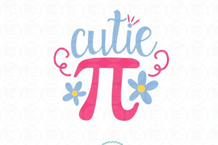 Download Cutie Pie SVG, DXF, EPS By Bizzy Lou Designs | Svg, Eps, Cutie