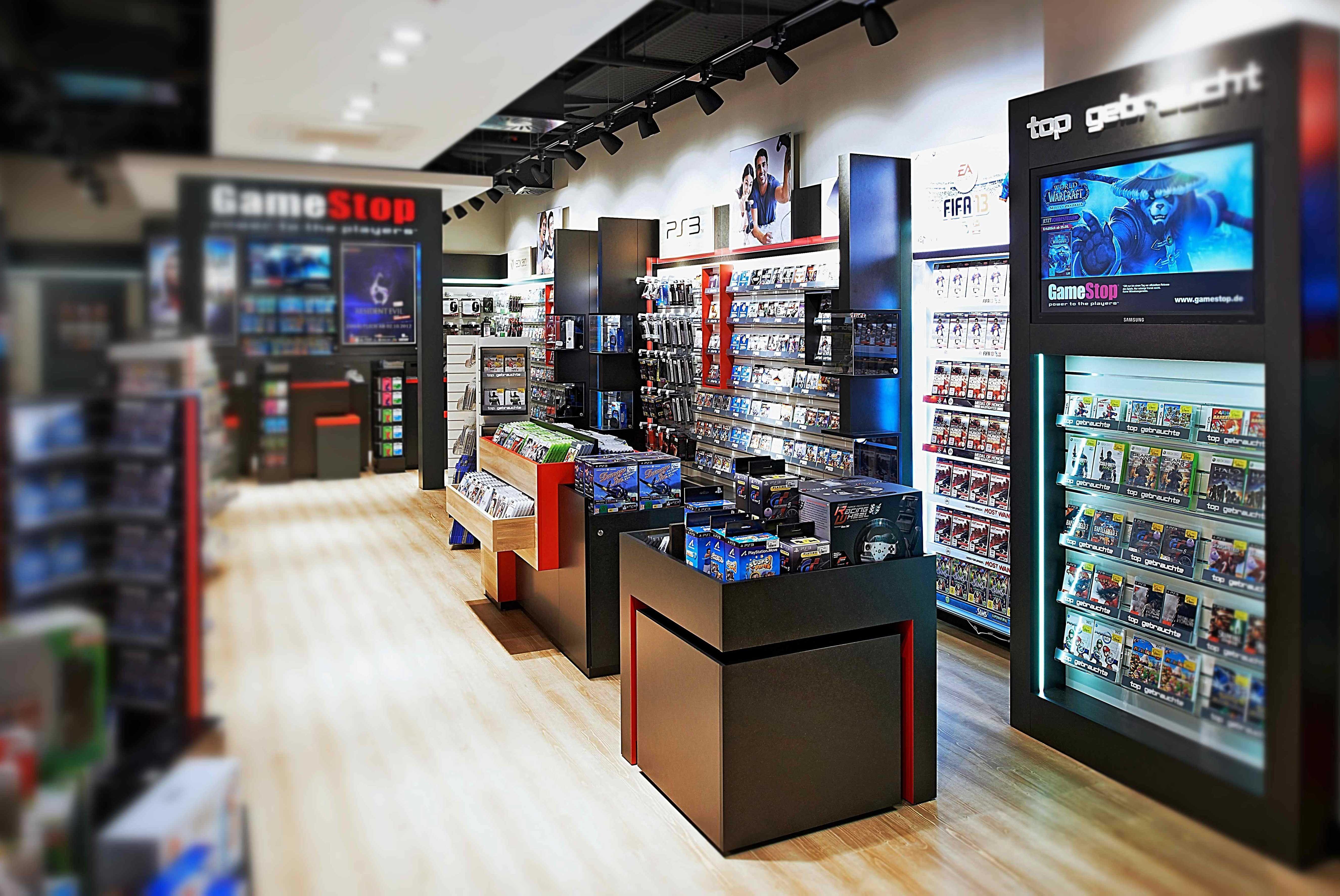 Video Game Store Design  Buscar Con Google