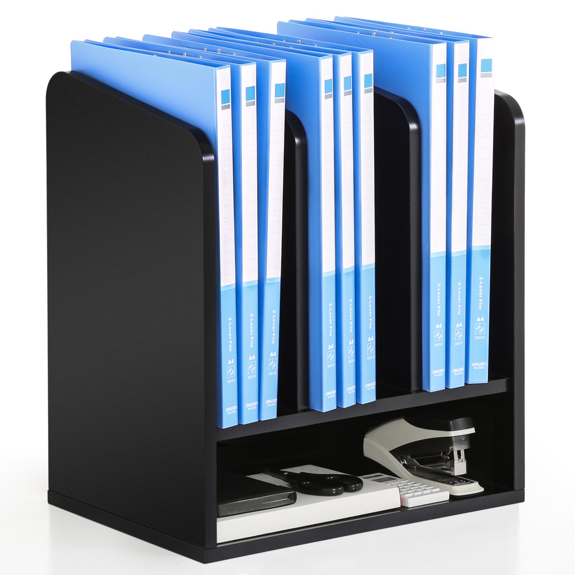 Vertical File Organization