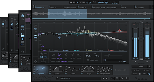 izotope ozone 8 Crack in the software's advanced option