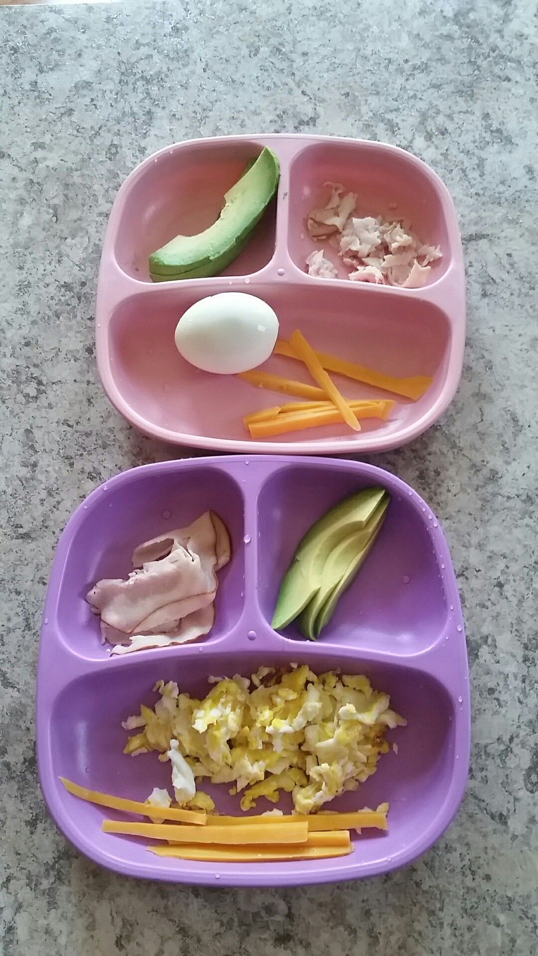 Finger Food Breakfast For Toddlers Remember That Avocado Is A Fruit