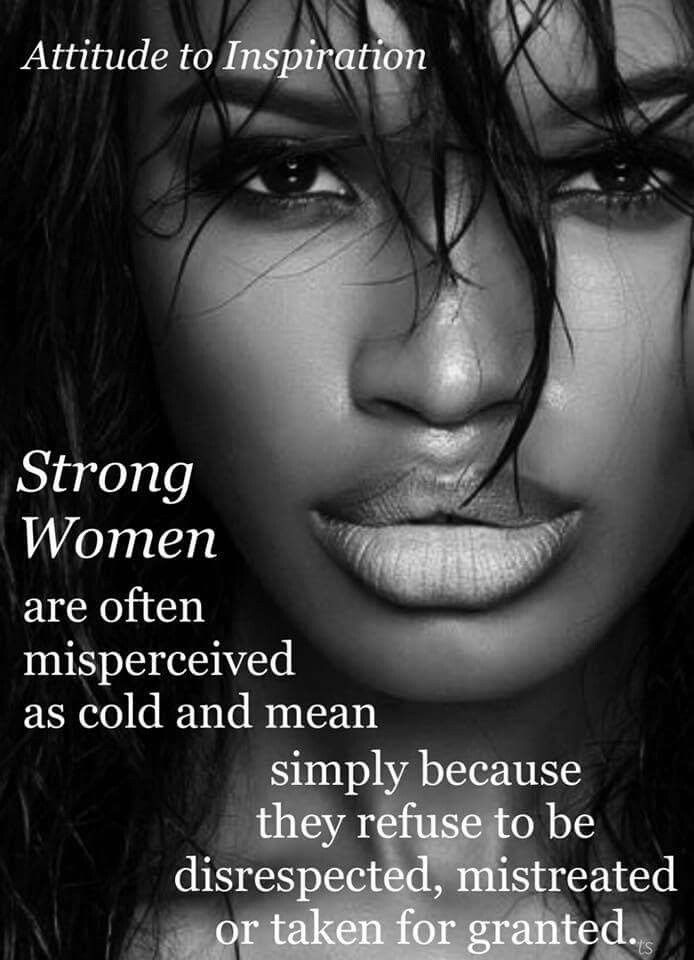 Strong Women Are Often Misperceived As Cold And Mean-8565
