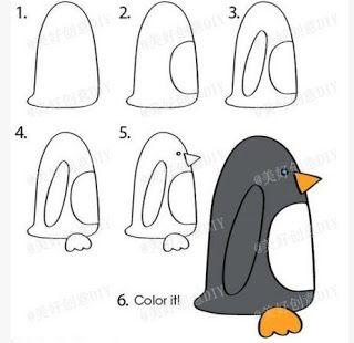 Aprender A Dibujar Animales Para Ninos Dibujos Pinterest