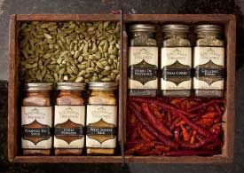 Epicurean Organic Seasonings ! ~I love this online store for their variety and great ideas. www.MountainRoseHerbs.com