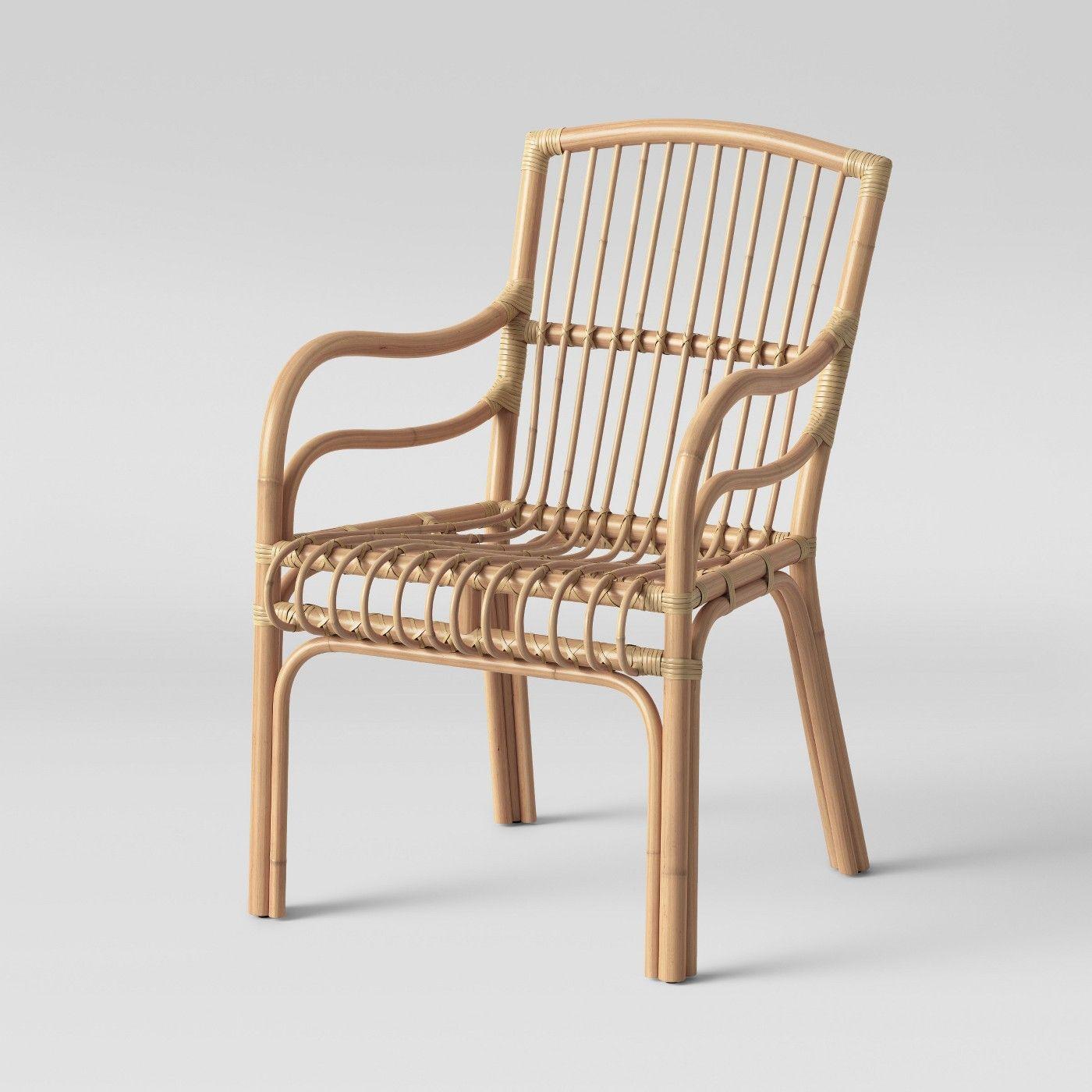 Bella rattan arm chair opalhouse rattan armchair