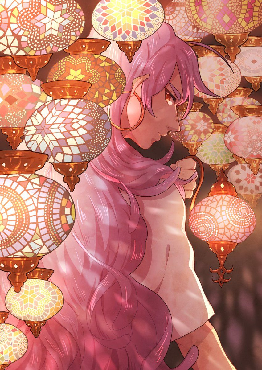 Pin by Lori Dee on Anime 12 (With images) Anime magi
