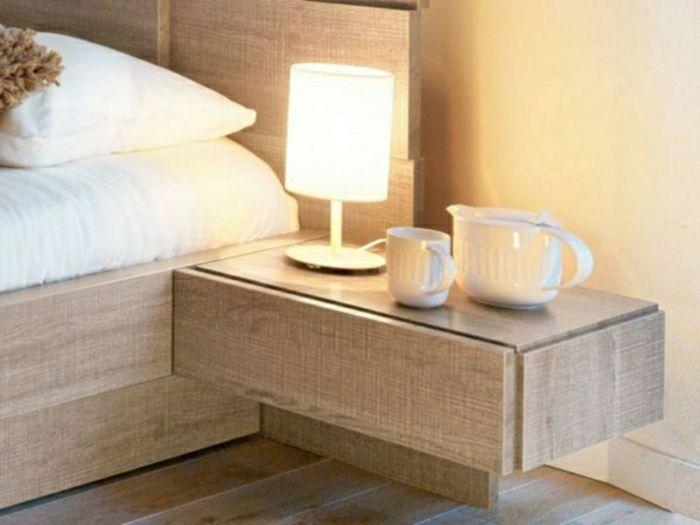 40 super modelle von nachttisch zum einh ngen traumhaftes schlafzimmer pinterest. Black Bedroom Furniture Sets. Home Design Ideas