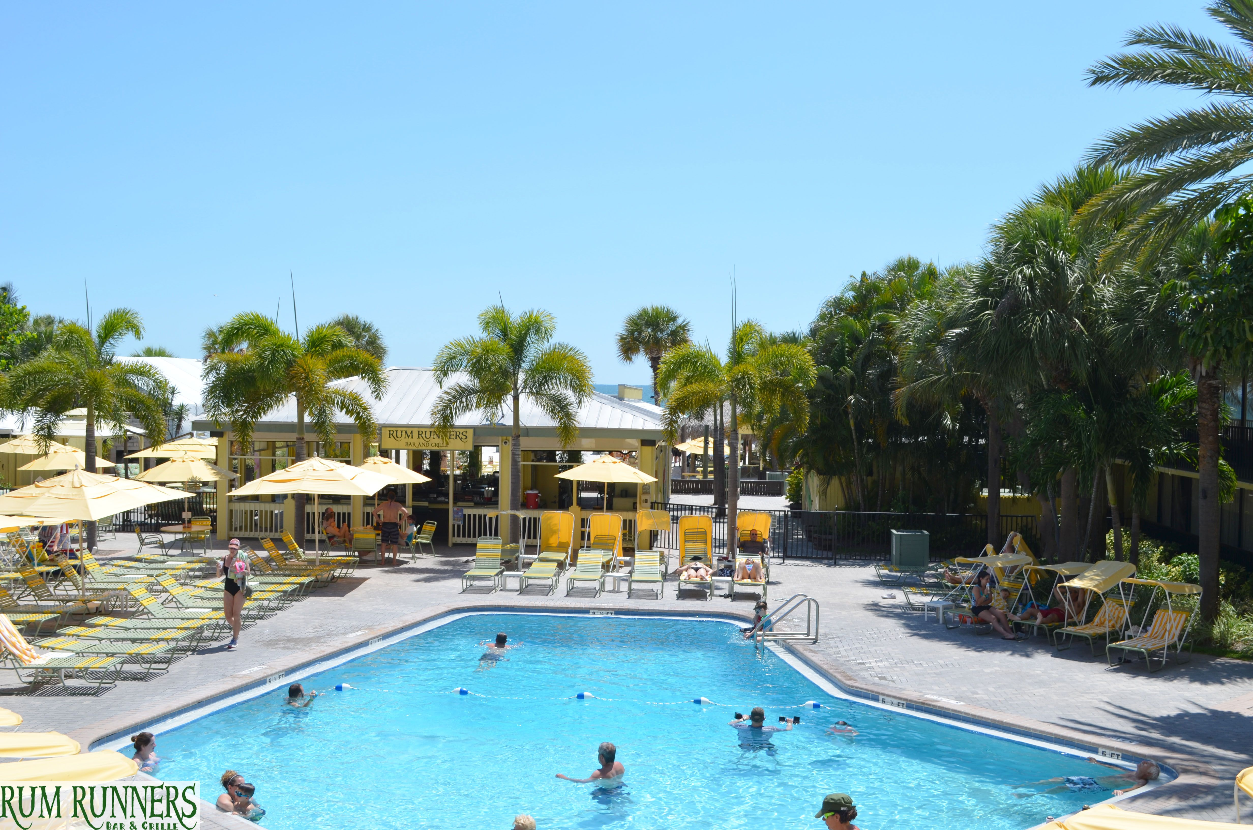 Rum Runners  #Sirata #StPete #Beach #Florida #sun #blue #sky #clouds #fun #family #vacation #trip #relax #lunch #patio #views #hangout #ideas #drinks #rumrunner