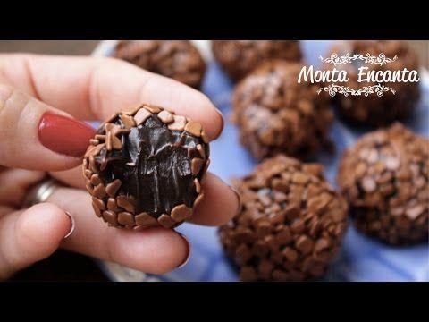 Brigadeiro Gourmet – Monta Encanta