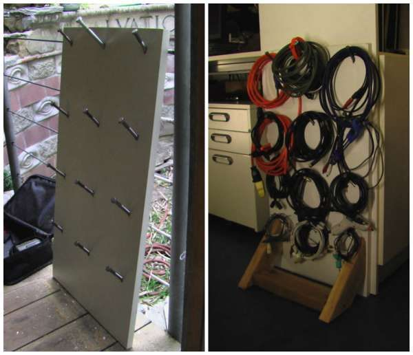 idées de rangements pratiques pour un garage impec