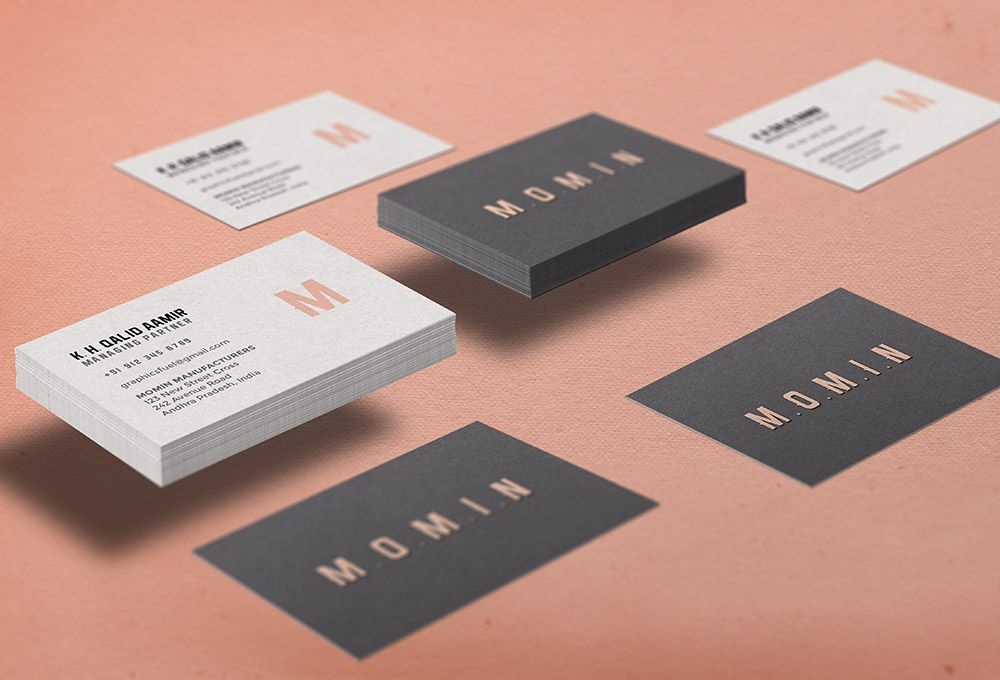 Business Card Mockup Psd With Images Business Cards Mockup Psd