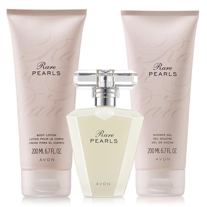 7 Avon Rare 1 Eau De Parfum Gold