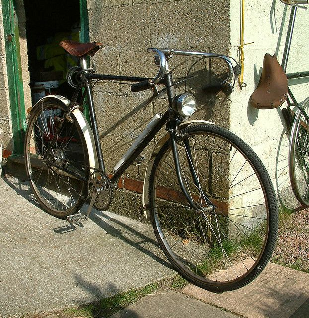 Vintage Humbers Sports Clubman Bicycle Humber Cycles Old Bicycle