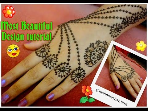 Beautiful Henna Mehndi Jewellery : Easy diy best and beautiful ornamental jewellery henna mehndi