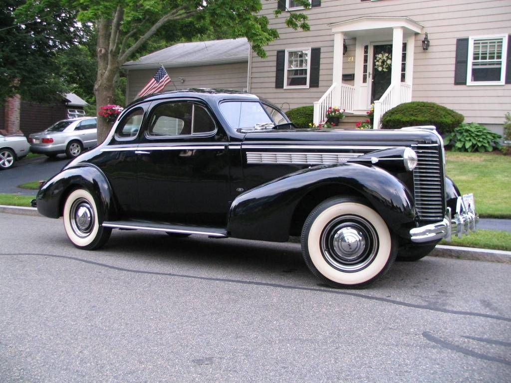 1938 Buick Special Opera Coupe Maintenance/restoration of old ...
