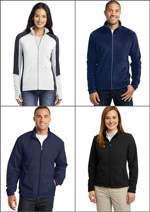 Port Authority Fall Jacket Under $25 from NYFifth