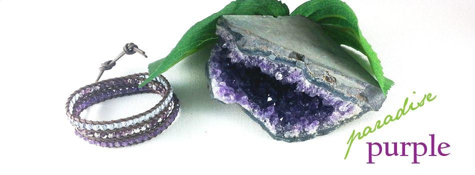 paradise purple