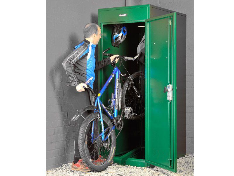 Vertical Bike Storage Genius Bike Locker Vertical Bike Bike