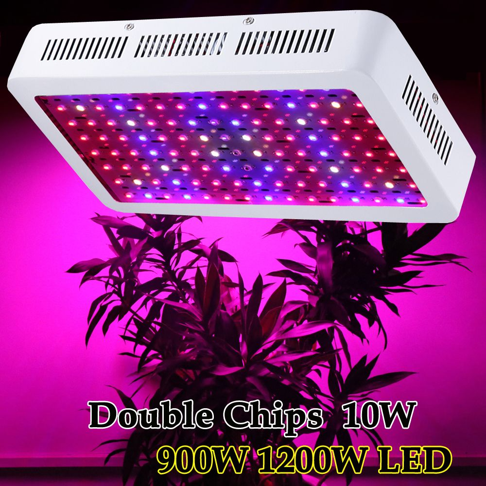 2017 Fitolampa Casa Verde Pianta Lampada 900 W 1200 W Doppio Chip Led Grow Light Full Spectrum 2000 W Piante D Ap Led Grow Lights Grow Lights Light Green House