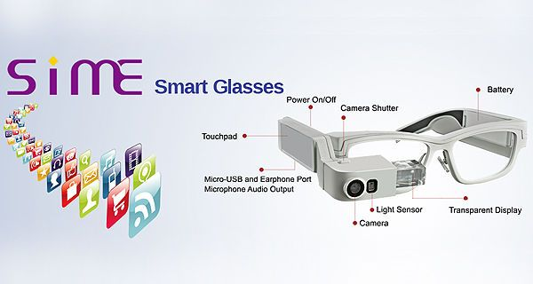 CTIMES News - ChipSiP's Smart Glasses Go on Sale with a Stand-Alone Android OS