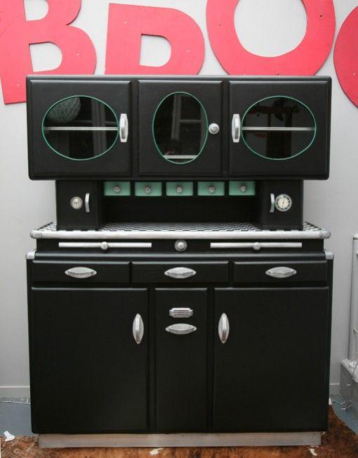 mado noir inspiration buffets mado relook s pinterest noir meubles et meuble mado. Black Bedroom Furniture Sets. Home Design Ideas
