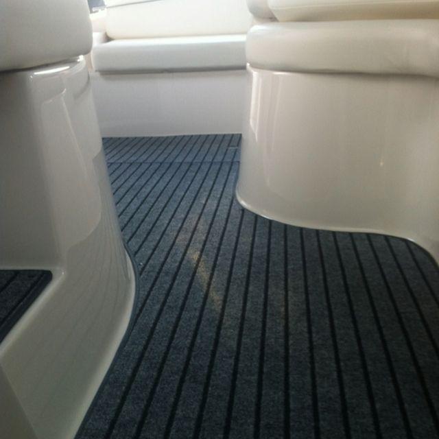 Boat Upholstery, Boat Flooring