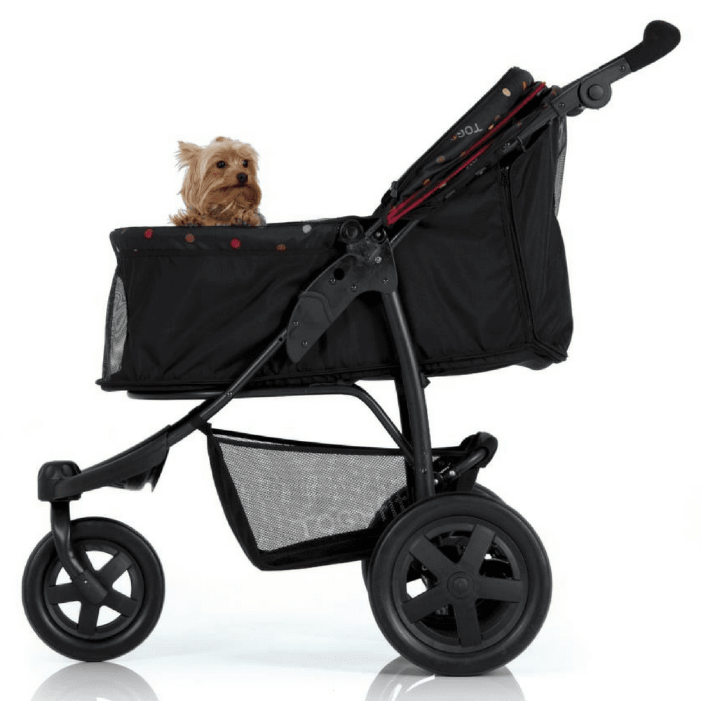 Pet Roadster by TogFit, Black (Available again Spring 2020