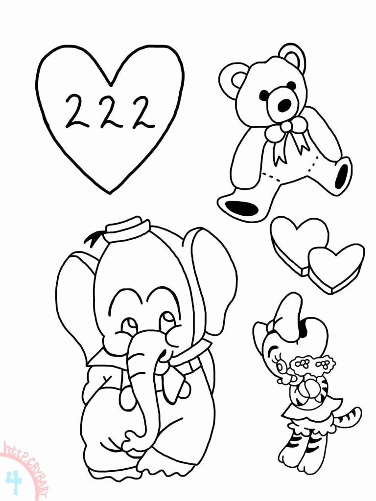 Cry Babies Coloring Pages