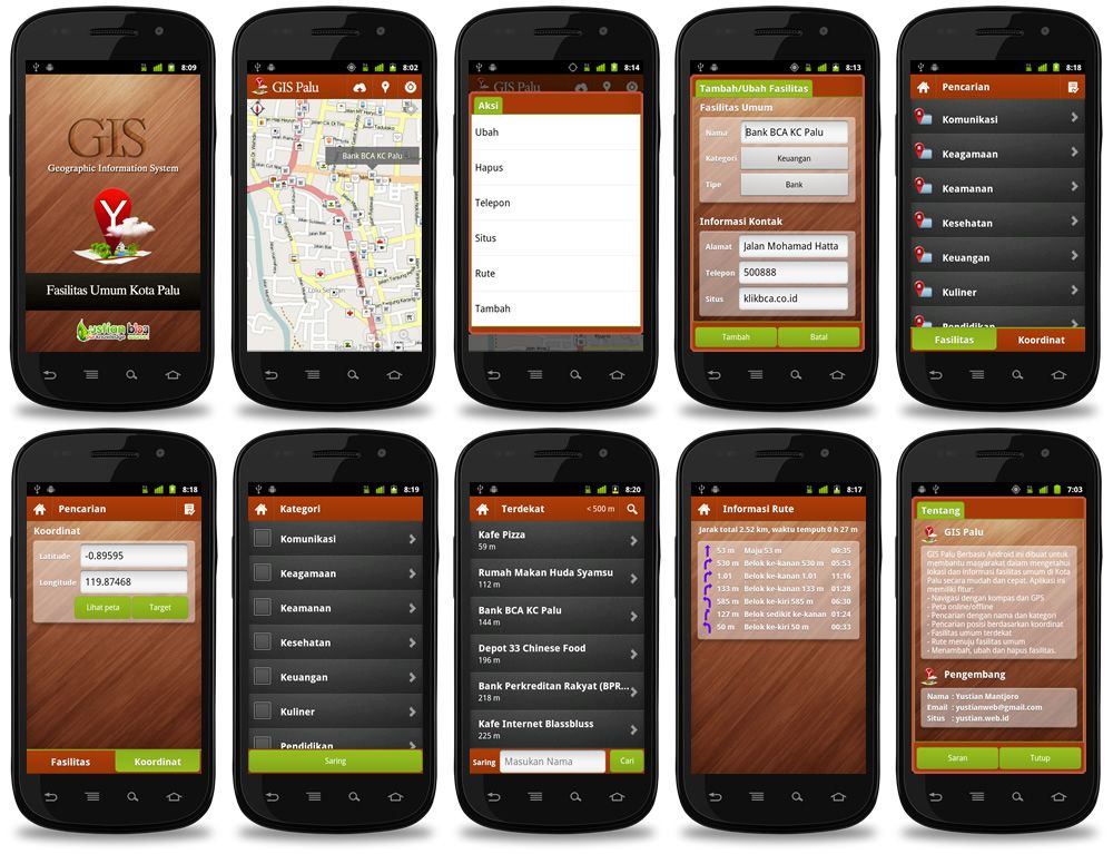 design android app - Khafre