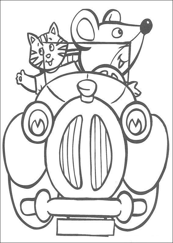 Dibujos para Colorear Noddy 97