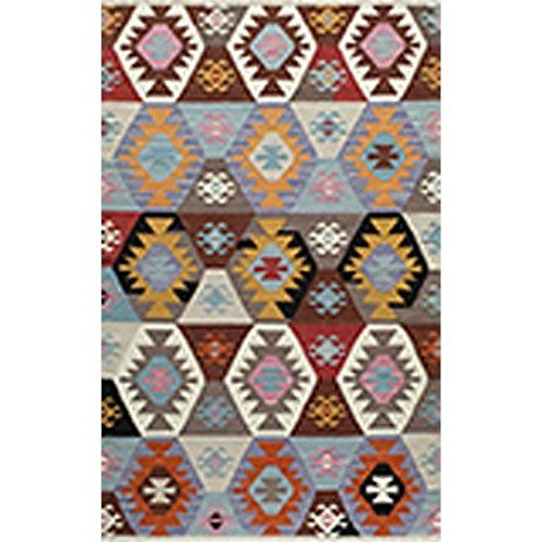 Momeni Rugs Caravcar 2mti2380 Caravan Collection 100 Wool Hand Woven Transitional Area Rug 23 X 8 Runner Multicolor Review