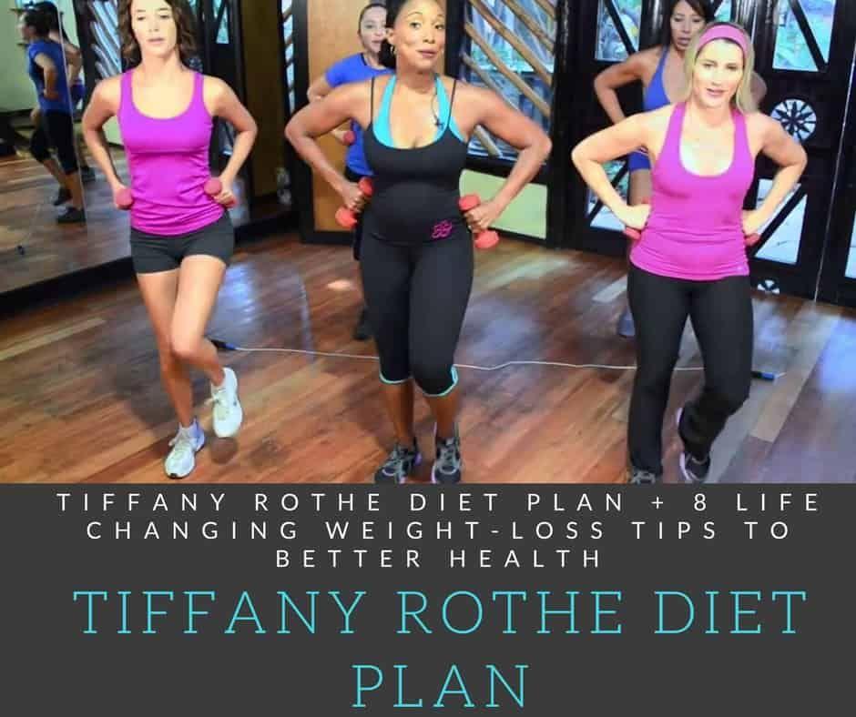 tiffany rothe dieta