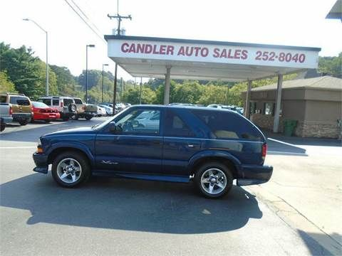2004 Chevrolet Blazer for sale in Asheville, NC