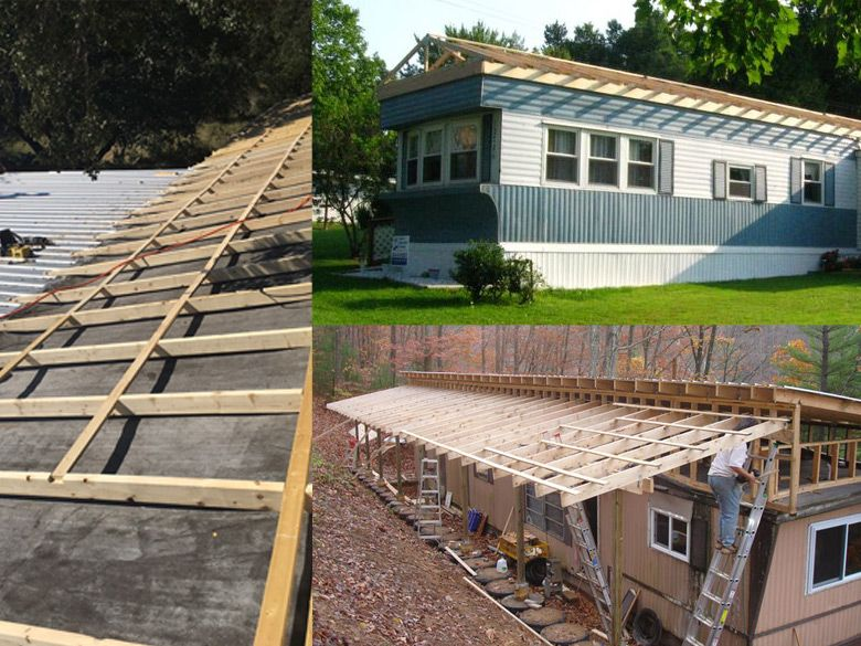 Mobile Home Roof Repair Options Mobile Home Repair