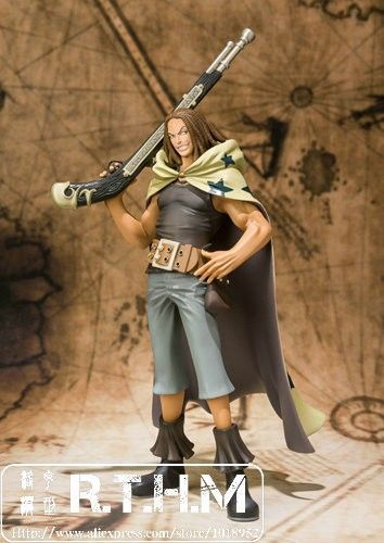 Bandai Figuarts ZERO One Piece Yasopp $54 Free shipping from China to  most country