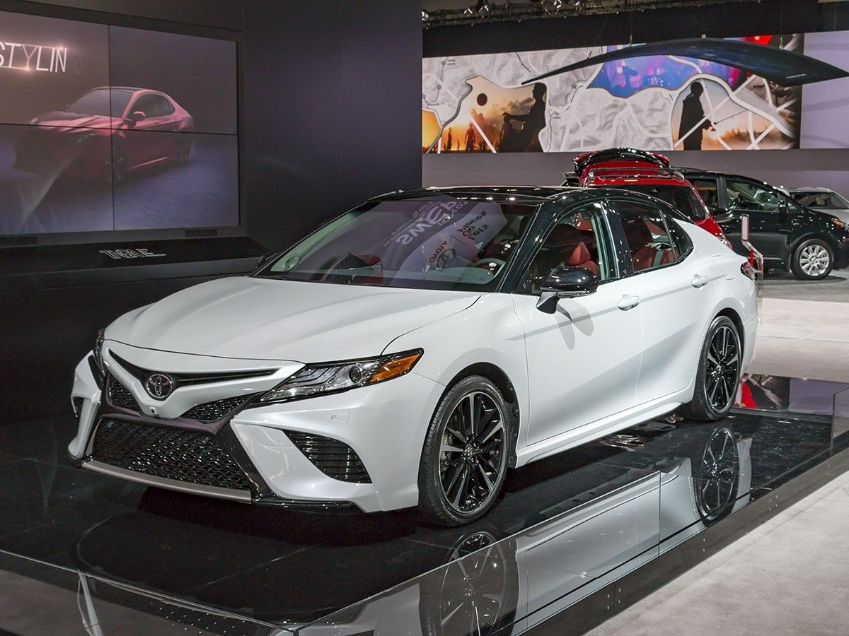 2019 Toyota Camry Colors Spy Shoot Toyota Camry Camry Toyota Cars
