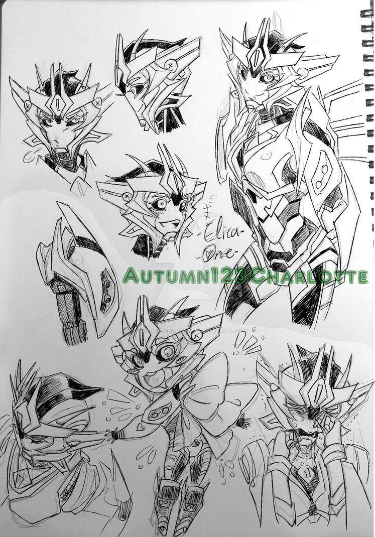 Elita One Doodle By Autumn123charlotte Podelki Anime