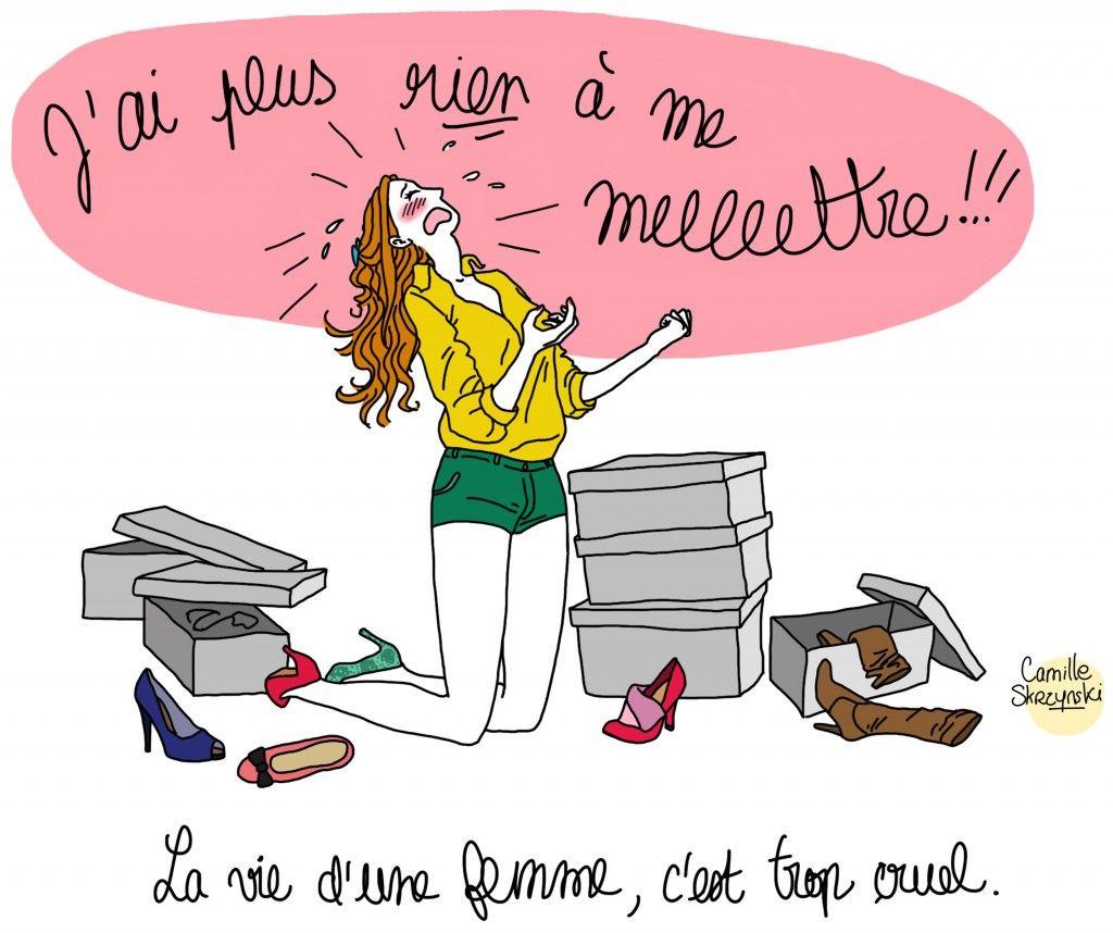 """Résultat de recherche d'images pour """"solde femme humour"""""""