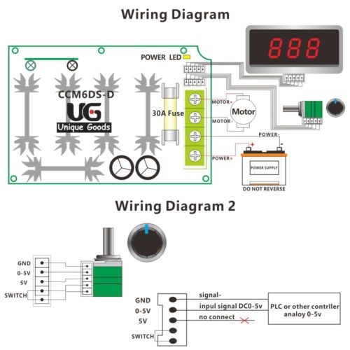 details about large power digital display led pwm hho dc motor details about large power digital display led pwm hho dc motor speed regulator controller 30a