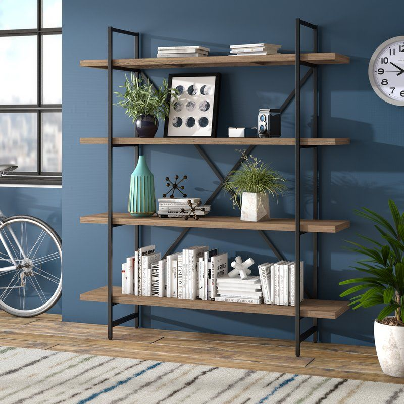 Genial $309 Bassham Modern Etagere Bookcase