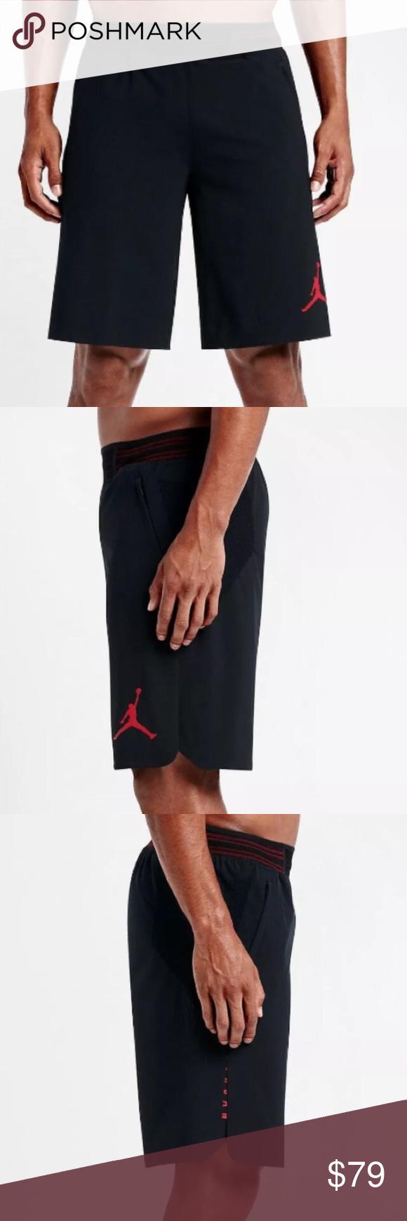189714db656f7b NWT Nike Jordan 23 Tech Flex Hyperweave Shorts MEN S NIKE JORDAN 23 TECH  FLEX HYPERWEAVE RUNNING