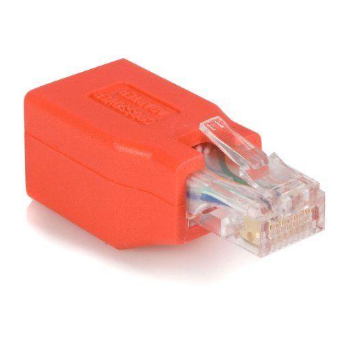 Gigabit Cat 6 to Crossover Adapter