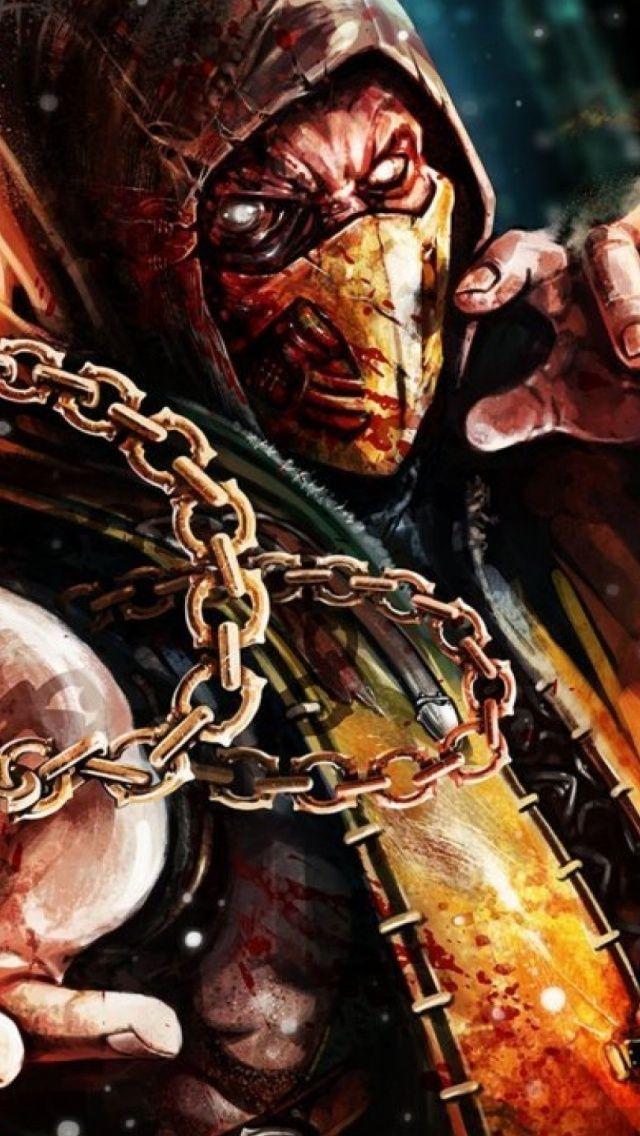 Scorpion Mortal Kombat X Wallpapers 57 Wallpapers Hd Wallpapers Scorpion Mortal Kombat Mortal Kombat X Wallpapers Mortal Kombat X