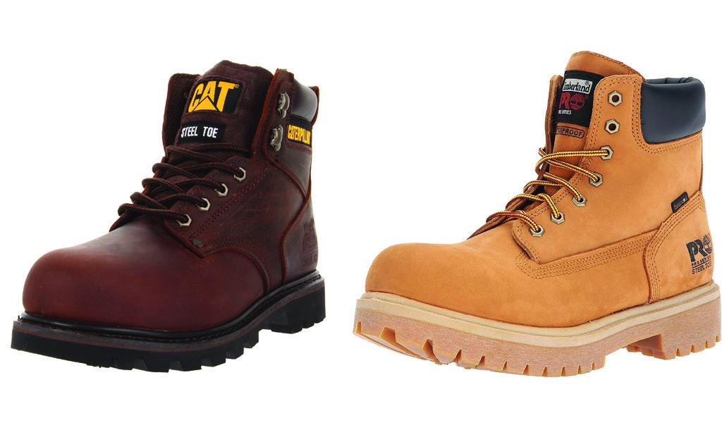 Caterpillar Boots Vs Timberland Boots