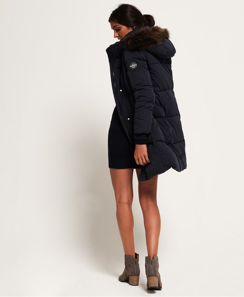 25c7a5eae Superdry Cocoon Parka Jacket thumbnail 4 | winter 19 in 2019 ...