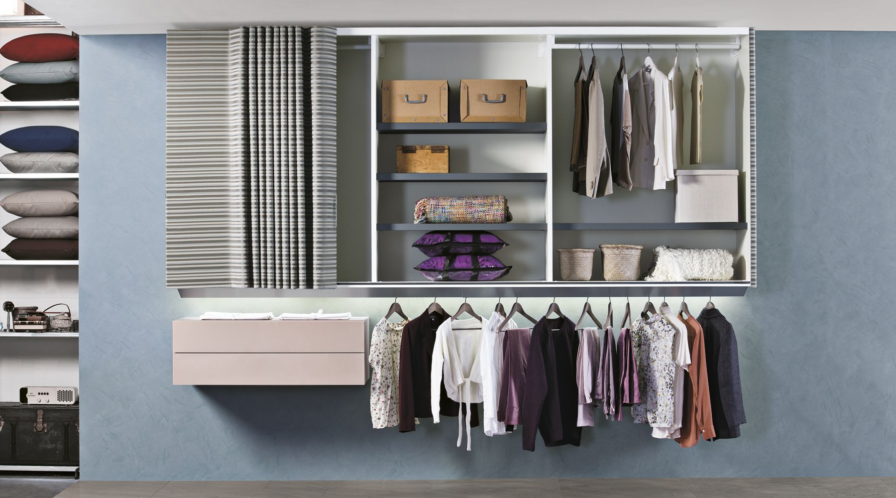 Et Voila Wardrobe By Lago Design Daniele Lago