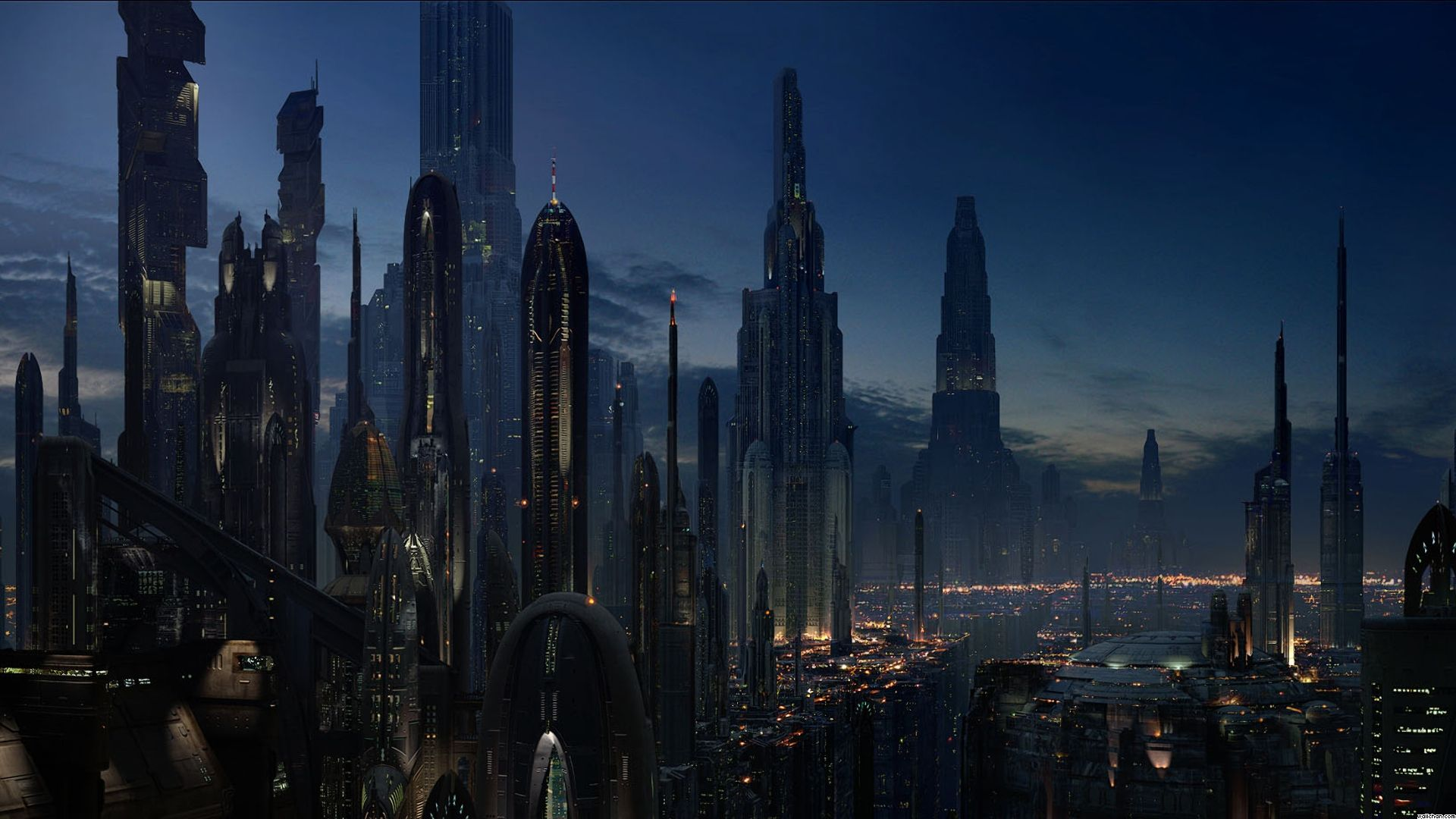 Futuristic City Wallpaper 9 Futuristic City City Wallpaper Future City